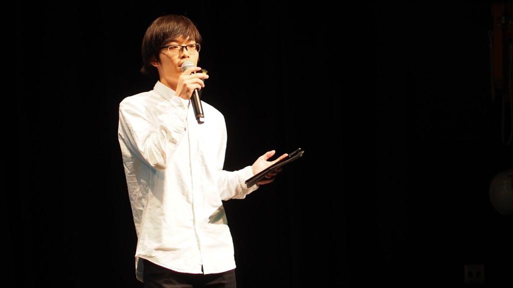 大学でボランティアサークルに関わるようになって意識が変わってきたという菊井さん。