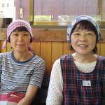 鈴木友子さん、兎澤須美子さん