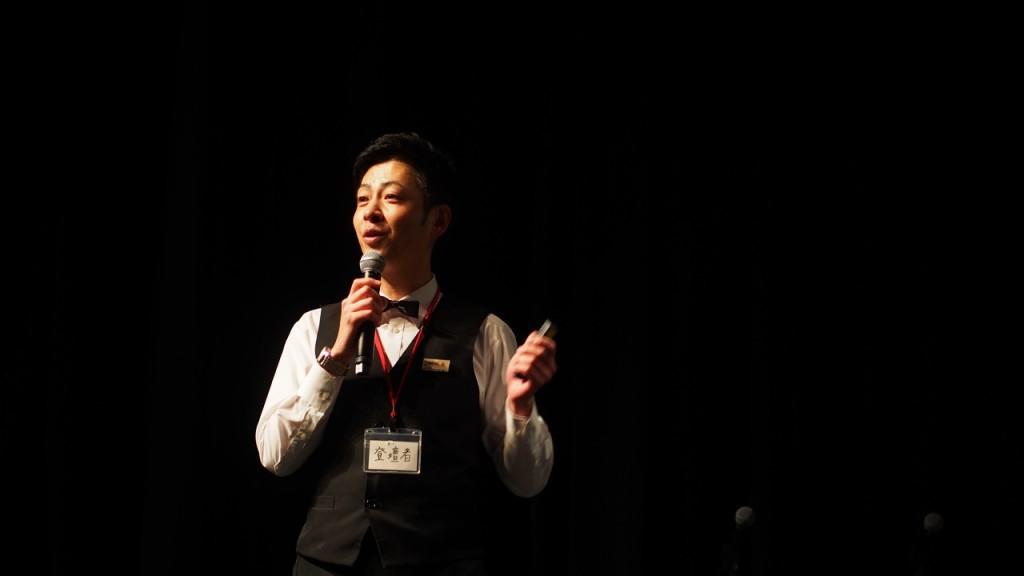 関根さんはいわきを代表するソムリエの1人